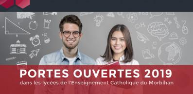 Dates des portes ouvertes 2019 lycées par lycées