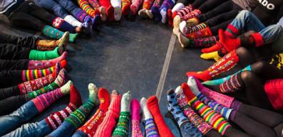 Journée mondiale de la Trisomie 21 : Opération chaussettes dépareillées