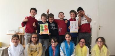 """""""Voyage en puberté"""" à l'école Sainte Bernadette de Vannes"""