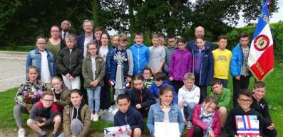 Cérémonie de remise des prix à l'école Ste-Anne de Bieuzy-Lanvaux