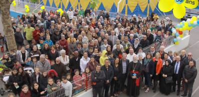 Les 50 ans de l'école Françoise d'Amboise de Vannes