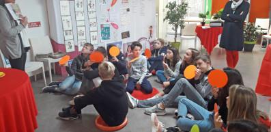 Forum S'Team au collège Sainte-Anne à Quiberon