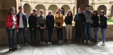 Un mois d'échanges riches avec des étudiants palestiniens