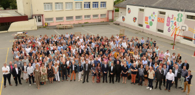 Rentrée des chefs d'établissement de l'Enseignement catholique du Morbihan