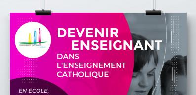 8 juin - Réunion d'information : devenir enseignant dans l'enseignement catholique