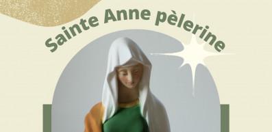 Bénédiction de Sainte Anne pèlerine