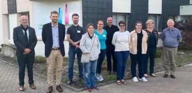 Nouveaux enseignants et personnels OGEC de l'EC56